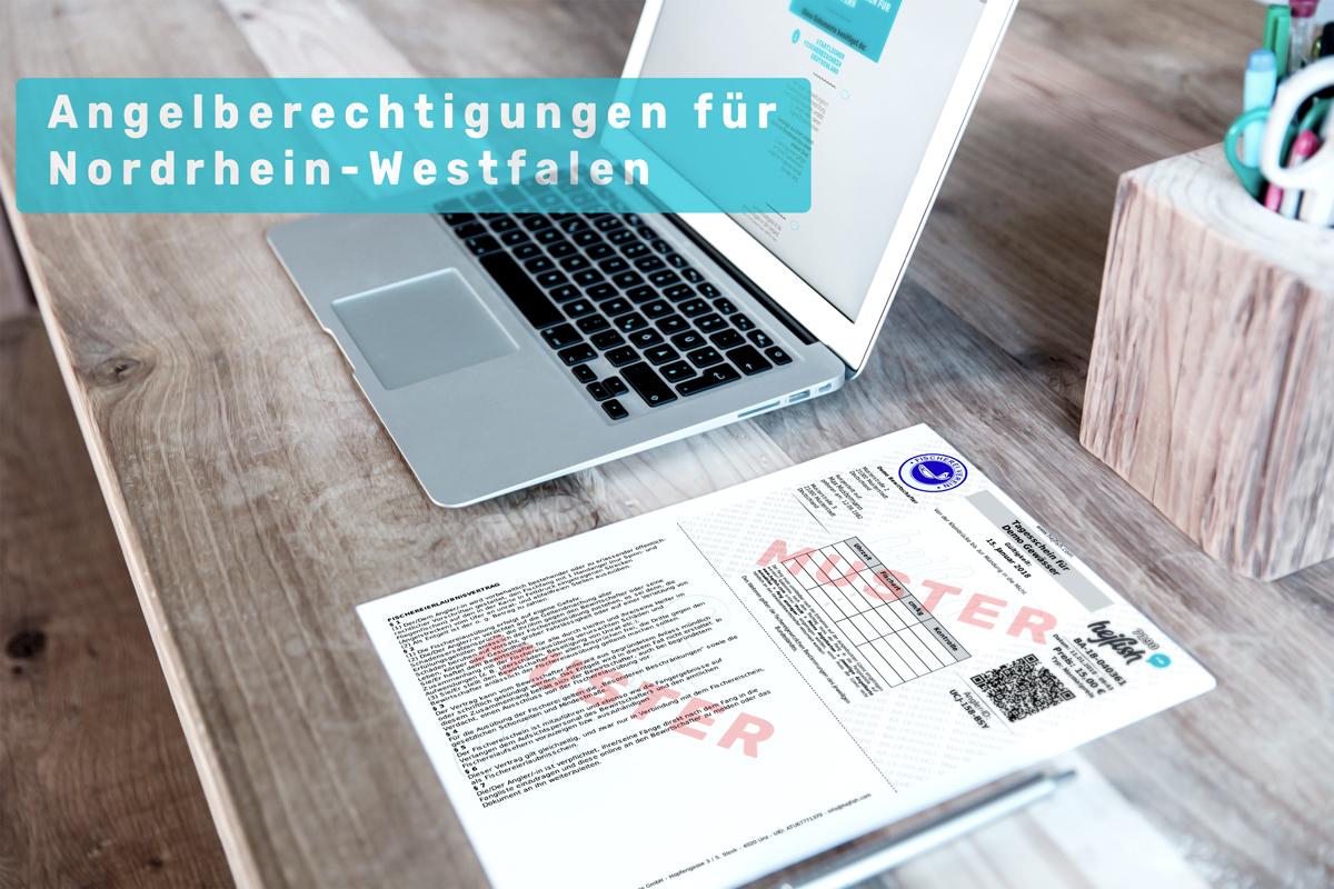 Angeln in Nordrhein-Westfalen und die notwendigen Dokumente