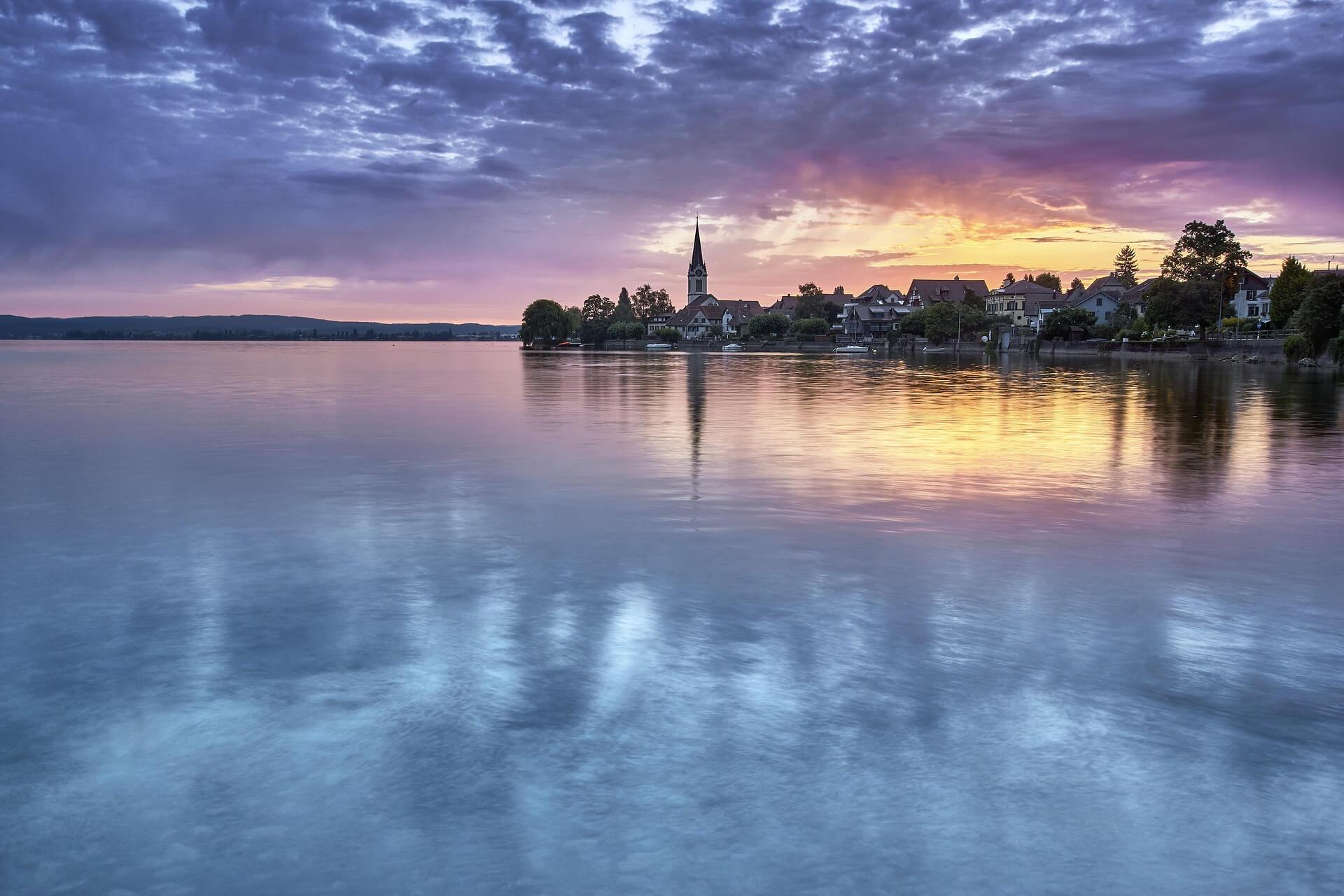 Angeln vom Boot in Österreich am Bodensee
