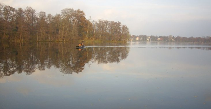 Fischerei Löcknitz, Gewässerbereich I
