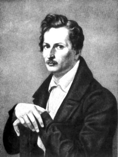 Portrait August von Platen