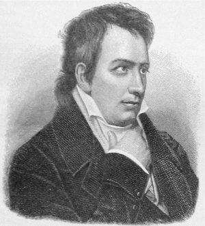 Portrait Ludwig Tieck - Angelgedichte