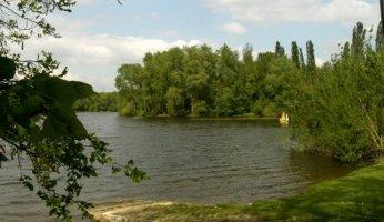 Der Hegbachsee