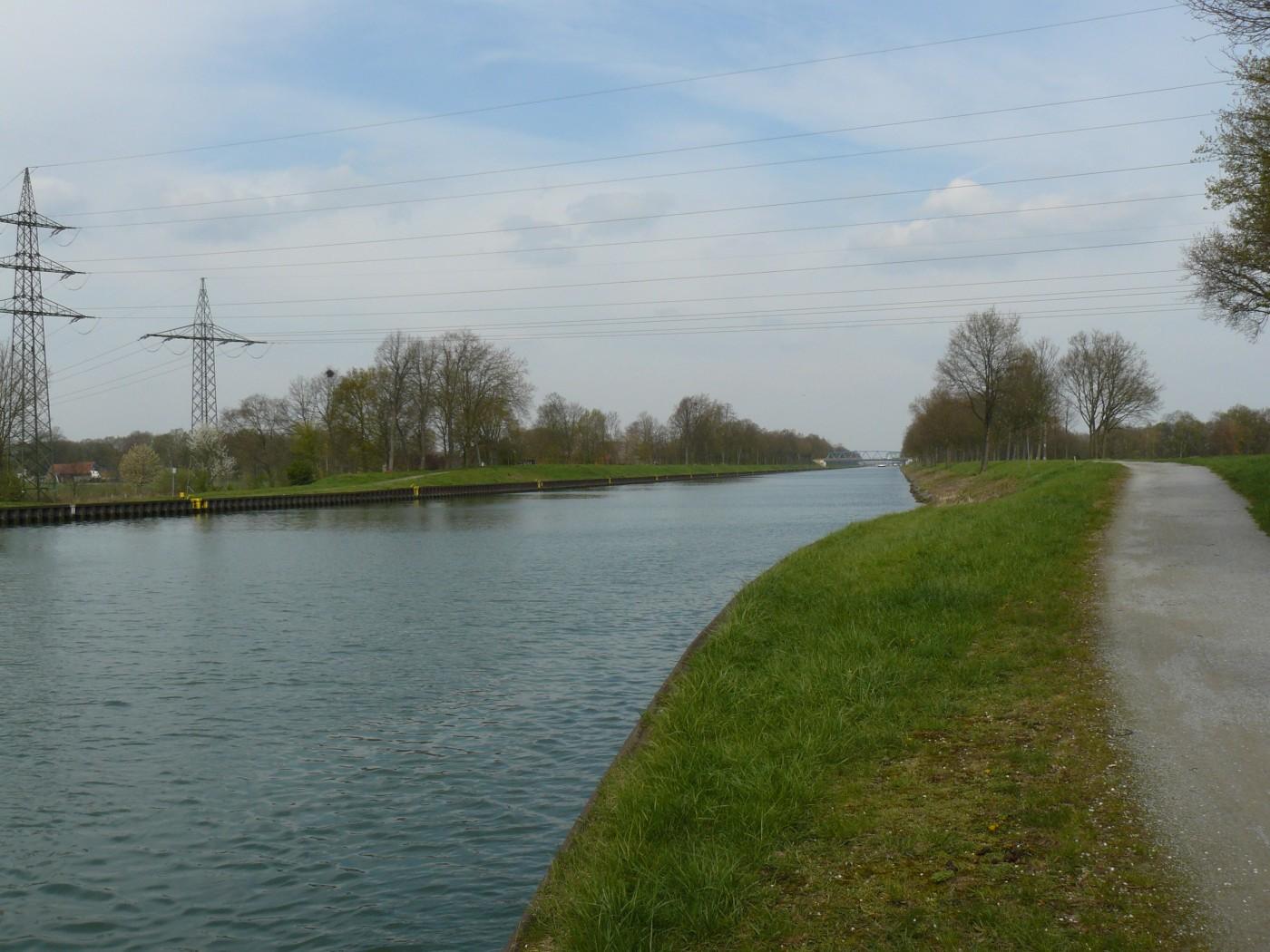 Der Wesel-Datteln-Kanal
