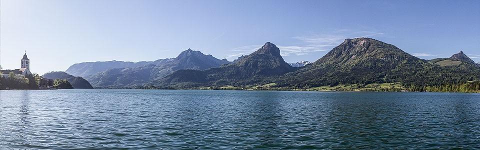 Der Wolfgangsee