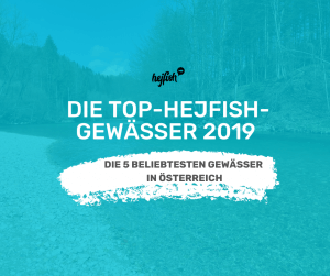 Top-Gewässer in AT