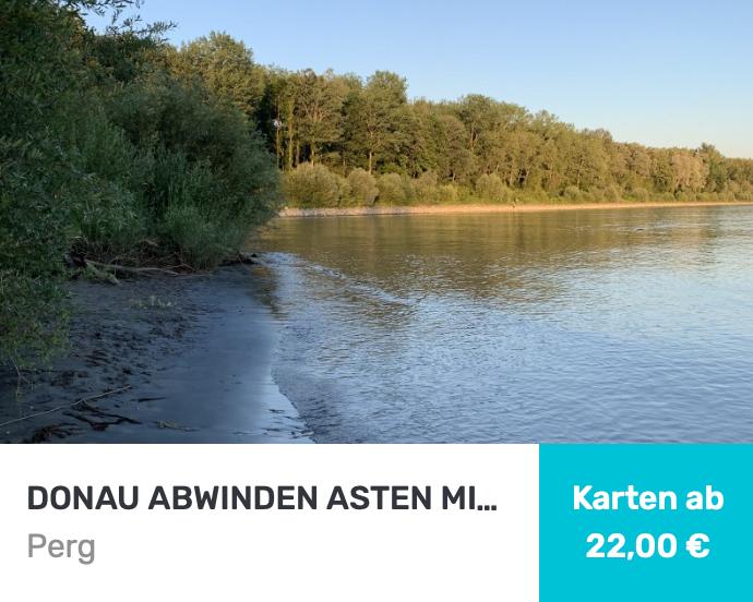 Bild von Donau Abwinden