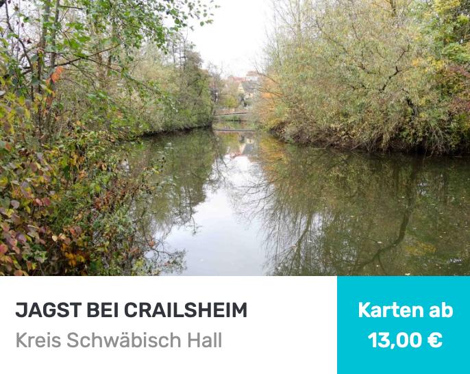 Jagst be Crailsheim