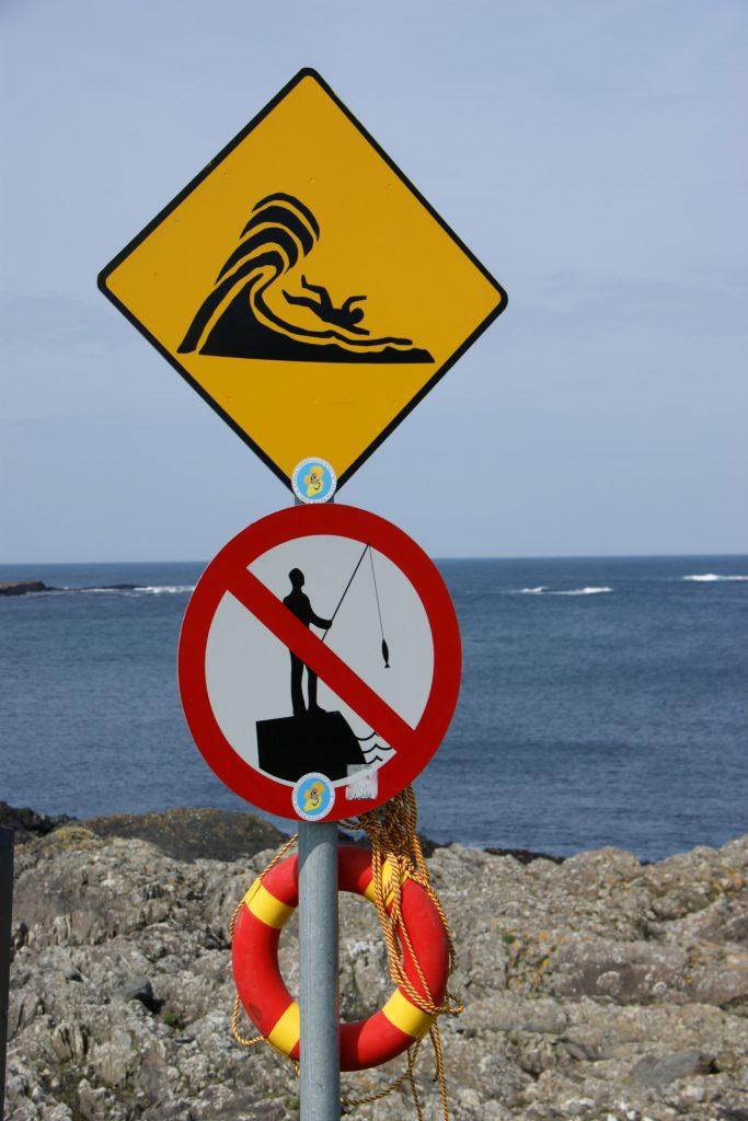 Angeln verboten - angeln ohne angelschein